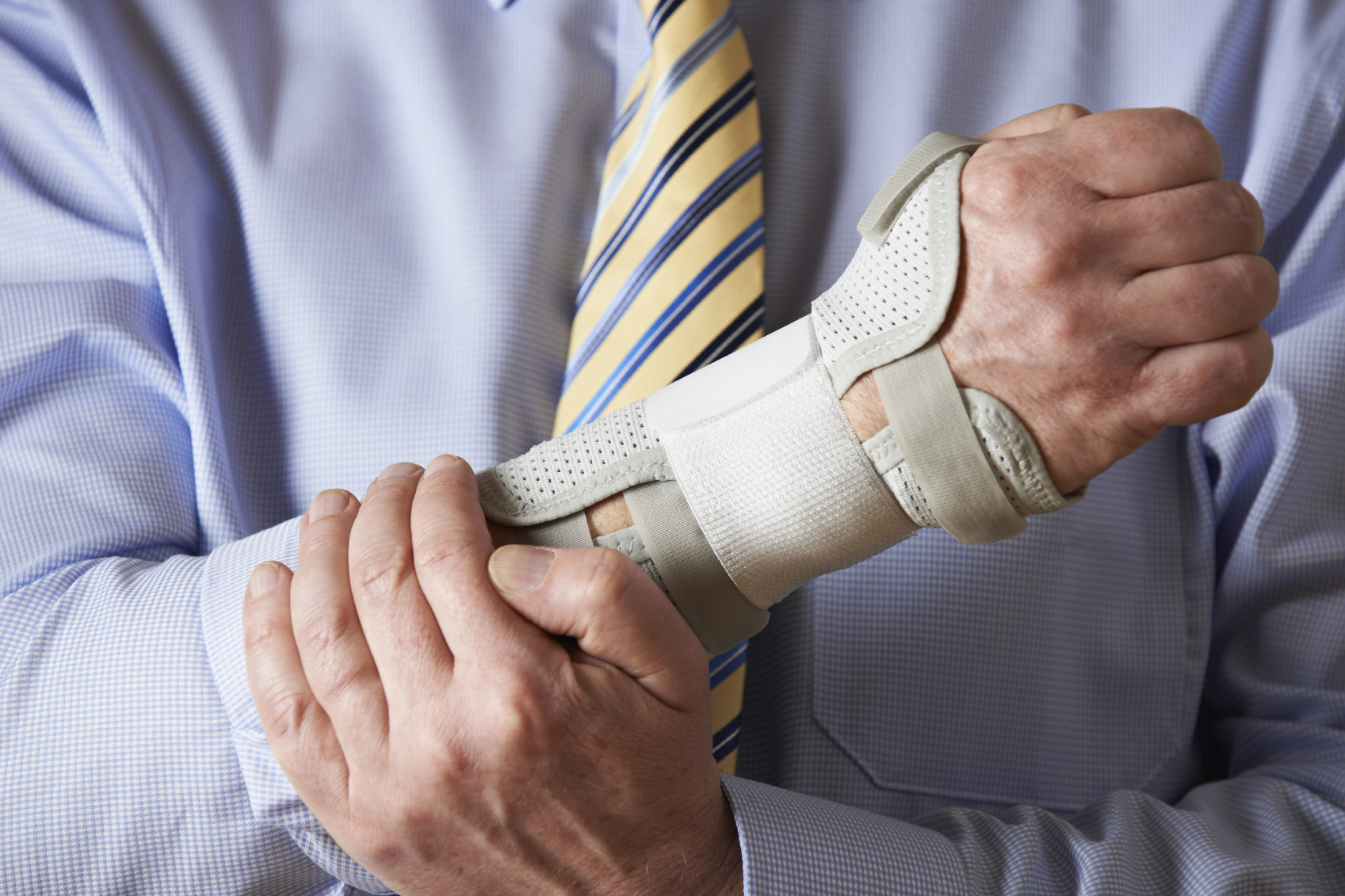 Common Injuries That Can Occur At The Drop Of A Hat